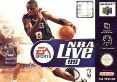 NBA Live 99 PAL Nintendo 64 Prices