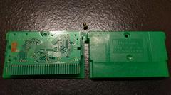 Pokemon LeafGreen Cartridge And Board Back | Pokemon LeafGreen Version GameBoy Advance