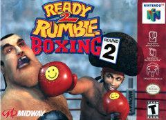 Ready 2 Rumble Boxing Round 2 Nintendo 64 Prices