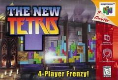 The New Tetris Nintendo 64 Prices