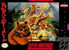 Brutal Paws of Fury Super Nintendo Prices