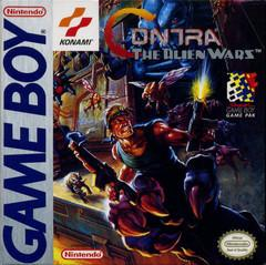 Contra the Alien Wars GameBoy Prices