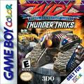 World Destruction League Thunder Tanks | PAL GameBoy Color
