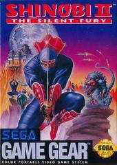 Shinobi II the Silent Fury Sega Game Gear Prices