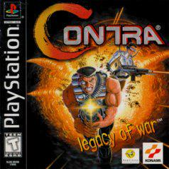 Contra Legacy of War Playstation Prices