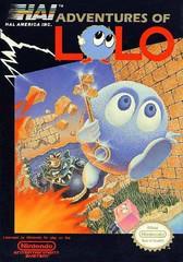 Adventures of Lolo NES Prices
