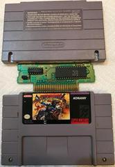 Cart/Circuit Board | Sunset Riders Super Nintendo