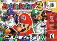 Mario Party 3 Nintendo 64 Prices