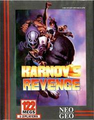 Karnov's Revenge Neo Geo AES Prices
