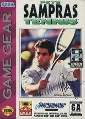 Pete Sampras Tennis Sega Game Gear Prices