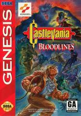 Castlevania Bloodlines Sega Genesis Prices