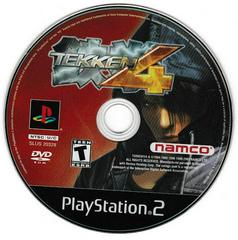 Game Disc | Tekken 4 Playstation 2