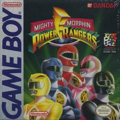 Mighty Morphin Power Rangers GameBoy Prices