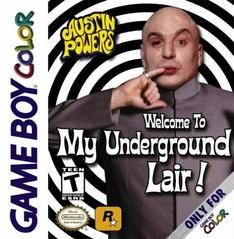 Austin Powers Welcome to my Underground Lair GameBoy Color Prices