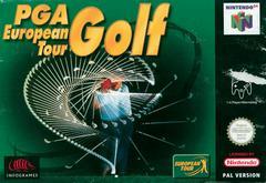 PGA European Tour PAL Nintendo 64 Prices