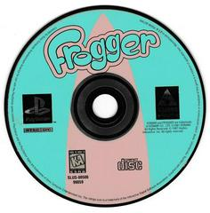 Game Disc | Frogger Playstation