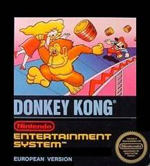 Donkey Kong PAL NES Prices