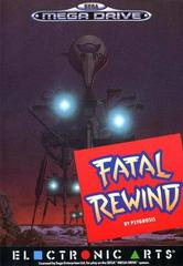 Fatal Rewind PAL Sega Mega Drive Prices