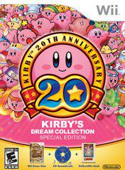 Kirby's Dream Collection: Special Edition Wii Prices