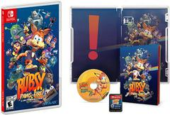 Bubsy Paws on Fire [Limited Edition] Nintendo Switch Prices