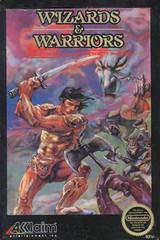 Wizards and Warriors [5 Screw] NES Prices