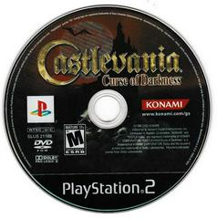 Game Disc | Castlevania Curse of Darkness Playstation 2