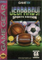 Jeopardy Sports Edition Sega Game Gear Prices