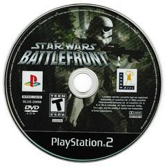 Game Disc | Star Wars Battlefront Playstation 2