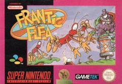 Frantic Flea PAL Super Nintendo Prices
