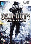 Call of Duty World at War Wii Prices