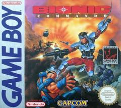 Bionic Commando PAL GameBoy Prices