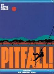 Pitfall - Front | Pitfall Atari 5200