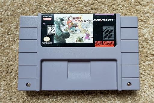 Chrono Trigger photo