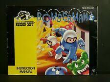 Bomberman II - Instructions | Bomberman II NES