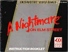 A Nightmare On Elm Street - Instructions | A Nightmare on Elm Street NES