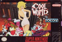 Cool World Super Nintendo Prices