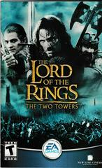 Manual - Front | Lord of the Rings Two Towers Playstation 2
