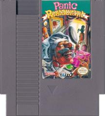 Cartridge | Panic Restaurant NES