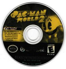 Game Disc | Pac-Man World 2 Gamecube