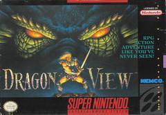 Dragon View Super Nintendo Prices