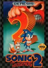 Sonic The Hedgehog 2 Cardboard Box Prices Sega Genesis Compare Loose Cib New Prices