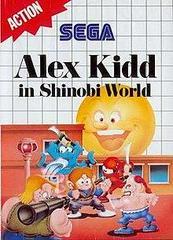 Alex Kidd in Shinobi World PAL Sega Master System Prices