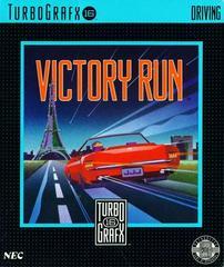 Victory Run TurboGrafx-16 Prices