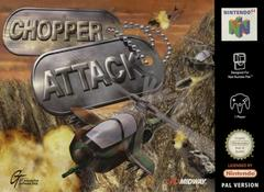 Chopper Attack PAL Nintendo 64 Prices