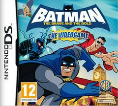 Batman: The Brave and the Bold PAL Nintendo DS Prices