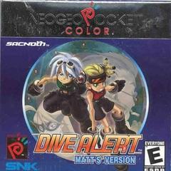 Dive Alert: Matt's Version Neo Geo Pocket Color Prices