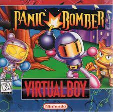 Panic Bomber - Front | Panic Bomber Virtual Boy