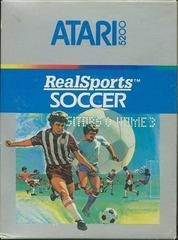 RealSports Soccer Atari 5200 Prices