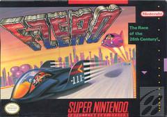 F-Zero Super Nintendo Prices