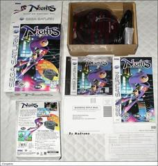 NiGHTS into Dreams... & 3D Control Pad Sega Saturn Prices